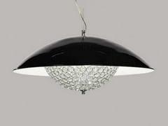 Lampada a sospensione a LED a luce diretta in metalloMEZZALUNA | Lampada a sospensione - ARREDIORG