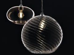 Lampada a sospensione in vetroPARIGI | Lampada a sospensione - CANGINI & TUCCI