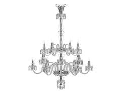 Lampadario in cristalloROYAL | Lampada a sospensione - COMPAGNIE DES CRISTALLERIES DE SAINT LOUIS