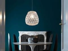 Lampada a sospensione in vetro soffiato PINECONE | Lampada a sospensione - Pinecone