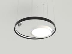 Lampada a sospensione a LED in alluminio estrusoLBS | Lampada a sospensione - LUCIFERO'S