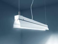 Lampada a sospensione a LED a luce diretta in acciaioPENCIL | Lampada a sospensione - PLEXIFORM