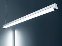 LAMPADA A SOSPENSIONE A LED IN ALLUMINIO ESTRUSODROP | LAMPADA A SOSPENSIONE - PLEXIFORM