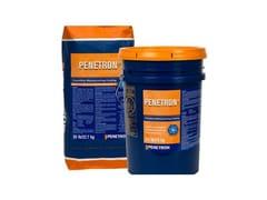 Additivo e resina per impermeabilizzazione PENETRON STANDARD – SPOLVERO -