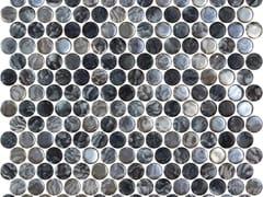 Mosaico in vetro per interni ed esterniPENNY ARRECIFE IRIDIS GREY - ONIX CERÁMICA