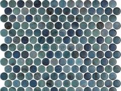 Mosaico in vetro per interni ed esterniPENNY FOREST BLUE - ONIX CERÁMICA