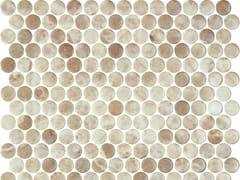 Mosaico in vetro per interni ed esterniPENNY KARA BEIGE - ONIX CERÁMICA