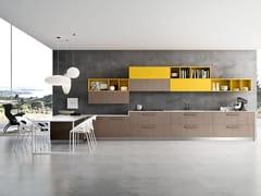Cucina componibile con penisolaPENTHA | Cucina con penisola - ARREDO 3