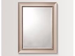 BATH&BATH, PEONY Specchio rettangolare da parete con cornice