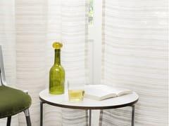 Tessuto jacquard lavabile in lino per tendePERCEPTION - ÉLITIS