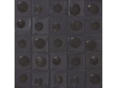 Mosaico in vetroPERLE | Grafite tone - NEROSICILIA GROUP
