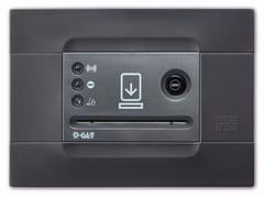 Serratura a scheda elettronica per hotelPERSEO 1048/715 - GLT