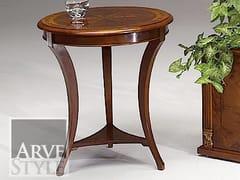 Tavolino rotondo in legno masselloPERSIA | Tavolino - ARVESTYLE