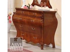 Cassettiera in legno masselloPERSIA | Cassettiera in legno massello - ARVESTYLE