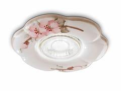 Faretto rotondo in ceramica da incassoPESCARA | Faretto - FERROLUCE