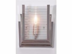 Applique a luce diretta fatta a mano in metallo in stile classico PETITOT | Applique - Petitot