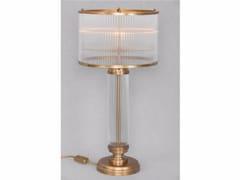 Lampada da tavolo a luce diretta fatta a mano in ottone PETITOT II | Lampada da tavolo - Petitot