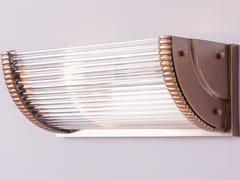 Applique a luce diretta fatta a mano in ottone PETITOT III | Applique - Petitot