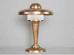 Lampada da tavolo a luce diretta fatta a mano in ottone PETITOT IV | Lampada da tavolo - Petitot