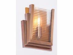Applique a luce diretta fatta a mano in ottone PETITOT XI | Applique - Petitot