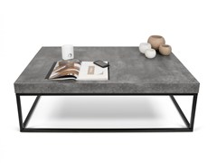 Tavolino di servizio rettangolare PETRA   Tavolino rettangolare -