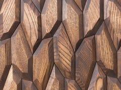 NEXT LEVEL DESIGN STUDIO, PHILADELPHIA Rivestimento tridimensionale modulare in legno