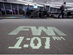 Apparecchio LED per pavimenti luminosiPhilips Luminous Flooring - LC Grid - PHILIPS LARGE LUMINOUS SURFACES