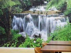 Mosaico in poliuretano per interni ed esterniPHOTOGRAPHIC MOSAIC - BAR RESTAURANT 7 - MYMOSAIC