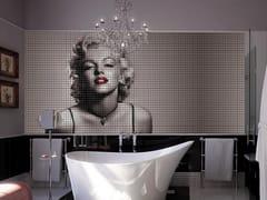 Mosaico in poliuretano per interni ed esterniPHOTOGRAPHIC MOSAIC - HOTEL PROJECT 11 - MYMOSAIC