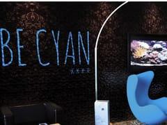 Mosaico in poliuretano per interni ed esterniPHOTOGRAPHIC MOSAIC - HOTEL PROJECT 3 - MYMOSAIC