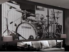 Mosaico in poliuretano per interni ed esterniPHOTOGRAPHIC MOSAIC - HOTEL PROJECT 6 - MYMOSAIC