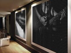 Mosaico in poliuretano per interni ed esterniPHOTOGRAPHIC MOSAIC - HOTEL PROJECT 8 - MYMOSAIC