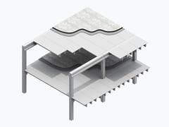 Solaio prefabbricato in cemento armato precompressoPI GRECO - MANINI PREFABBRICATI