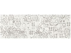 Rivestimento in ceramica a pasta biancaPICCADILLY | Inserto ricamo bianco - ARMONIE CERAMICHE