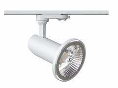 Illuminazione a binario a LED in alluminioPICOLO AR111 | Illuminazione a binario - BENEITO & FAURE LIGHTING