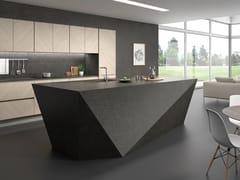 Pavimento/rivestimento in ceramica sinterizzata effetto pietraPIERRE BLEU - ITT CERAMIC