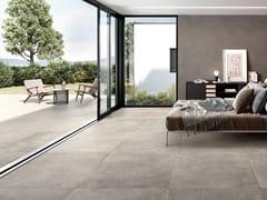 Pavimento/rivestimento in gres porcellanato effetto pietraPIERRES DES CHATEAUX - LA FABBRICA