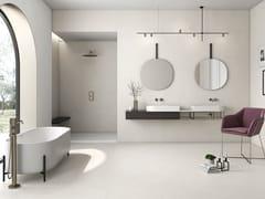 Arklam, PIETRA CORAL Pavimento/rivestimento in ceramica sinterizzata effetto pietra per interni