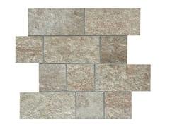 Mosaico in gres porcellanatoPIETRA OCCITANA | Mosaico Beige - MARAZZI GROUP
