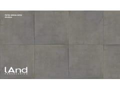 Land Porcelanico, PIETRA SERENA MOSS Pavimento/rivestimento in gres porcellanato tecnico effetto pietra