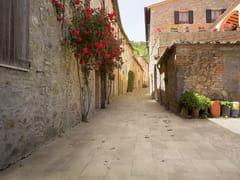 Pavimento per esterni in gres porcellanato effetto pietraPIETRE MILIARI MESIA - LA FABBRICA