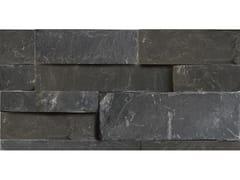 Rivestimento in pietra naturale per esterni per interniPIETRE | Nero - ARMONIE CERAMICHE
