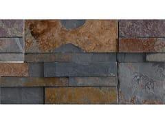 Rivestimento in pietra naturale per esterni per interniPIETRE | Rame - ARMONIE CERAMICHE