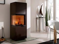 Stufa a legna per riscaldamento acqua PIKO H2O -