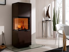 Stufa a legna per riscaldamento acquaPIKO H2O - SPARTHERM® FEUERUNGSTECHNIK