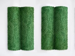 GREEN MOOD, PILLARS Pannello decorativo acustico