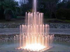 Ugello speciale per fontanePIRAMIDE - CASCADE