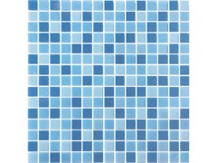 Mosaico in vetro per interni ed esterniPISCINE   Mix azzurro - ARMONIE CERAMICHE