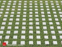 Grigliato erboso in calcestruzzo PITONADA -