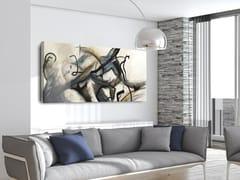 Radiatore / termoarredo in alluminio PITTURA MATERICA - P A00337 - Pittura Materica